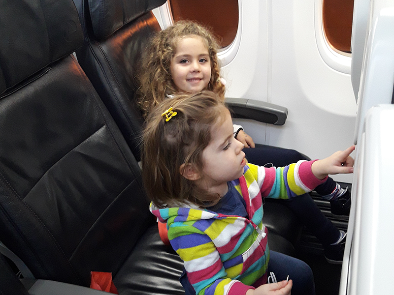 Kids friendly aviokompanije ✈