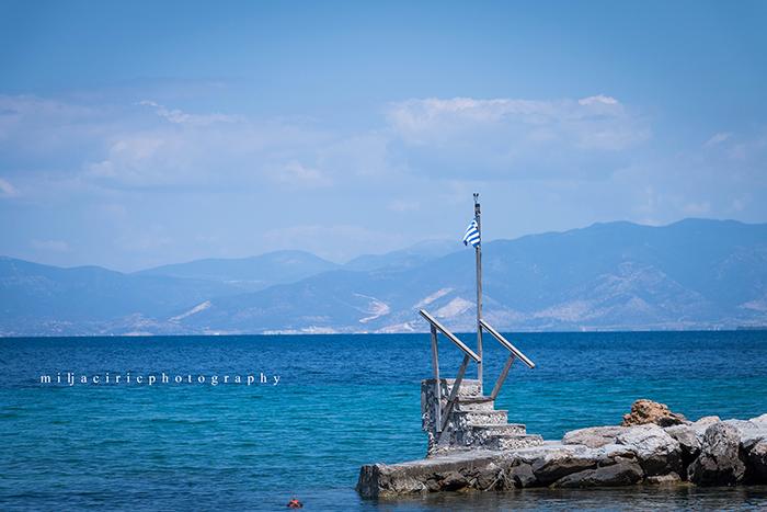 Saveti za putovanja sa decom Grčka Thassos