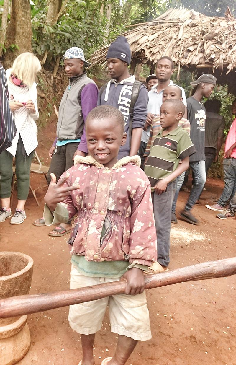 JungleKids vas upoznaje sa Afričkim plemenom Čage