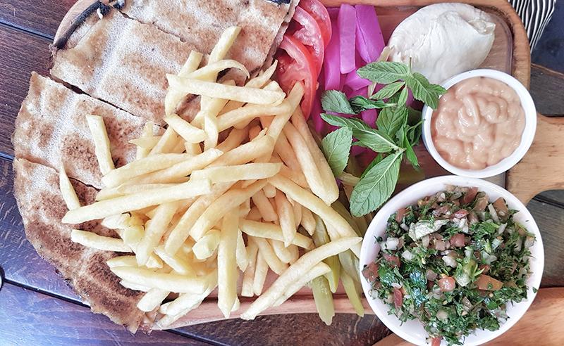 Top 10 jela u Libanu