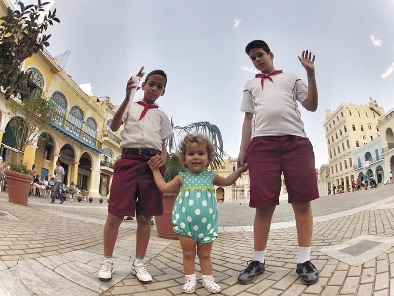 Saveti za porodična putovanja sa decom