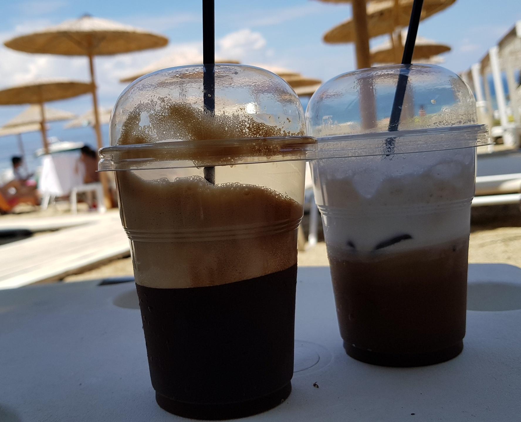 Kafa u Grčkoj