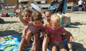 Majorka sa decom