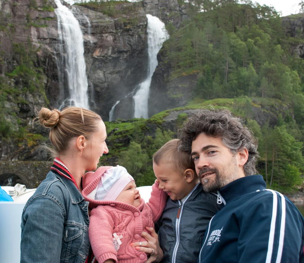 norveska sa decom, putovanja sa decom