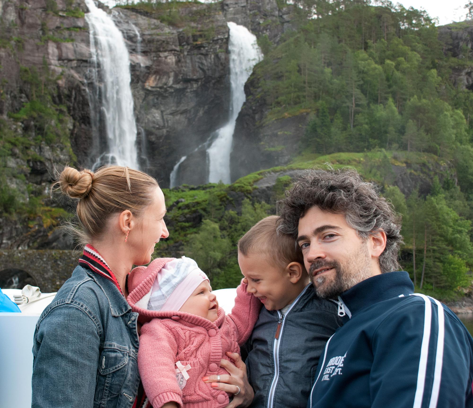 Norveska sa decom