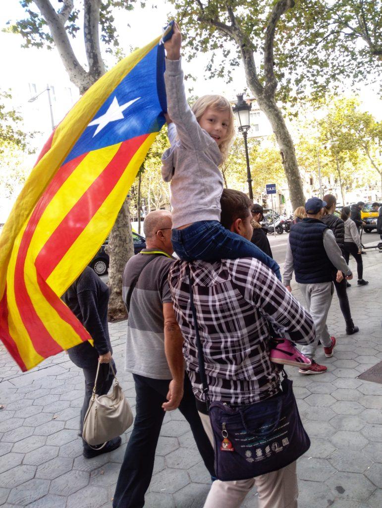 Barselona sa decom, evropa sa decom, proputovanja, putovanja sa decom