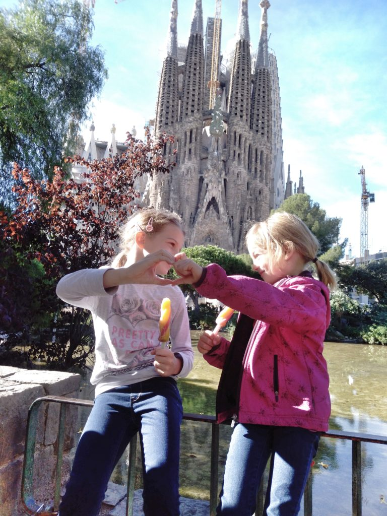 proputovanja, spanija sa decom